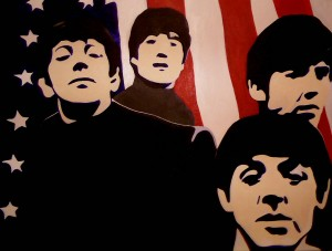 The Beatles - Revolution [Go out and Vote!] MP3
